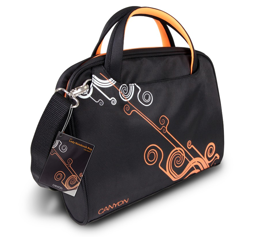 Notebook bag for ladies (CNR-NB22O) - Canyon 46c9095f1d